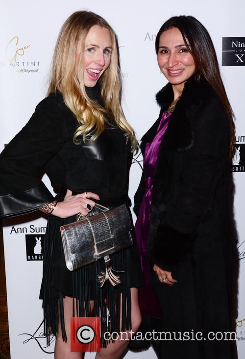 Naomi Isted and Dr Shirin Lakhani 3