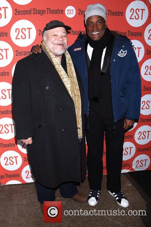 Stephen Mckinley Henderson and Kenny Leon 2