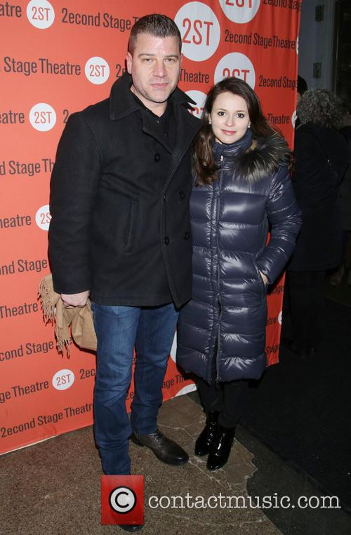 Tom Murro and Sasha Cohen 1