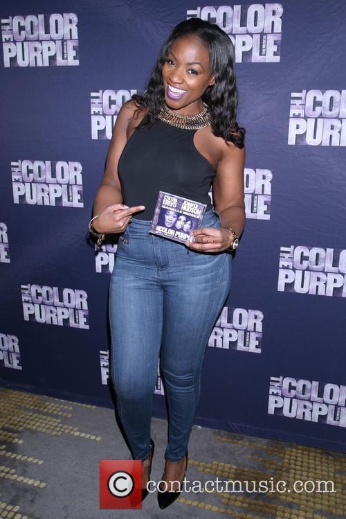 The Color Purple and Patricia Covington 1