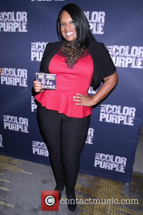 The Color Purple and Carrie Compere 2