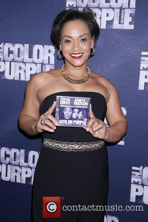 The Color Purple and Rema Webb 4