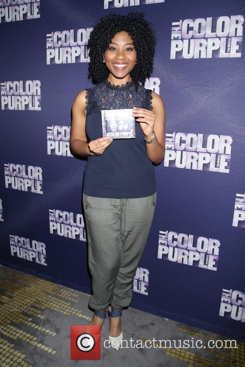 The Color Purple and Adrianna Hicks 10