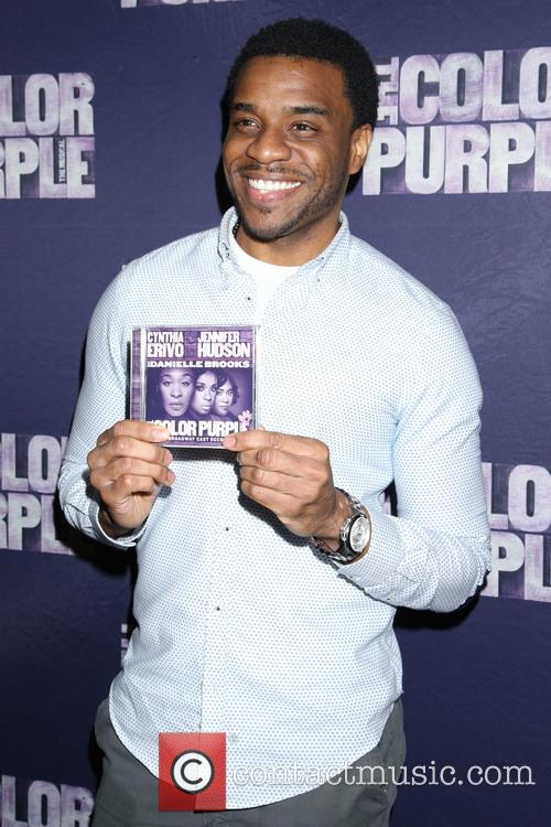 The Color Purple and Antoine L. Smith 11