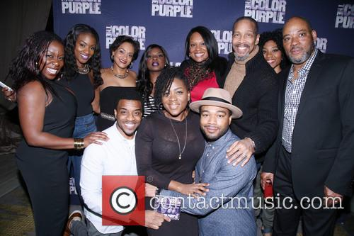 The Color Purple New CD Listening Party -...
