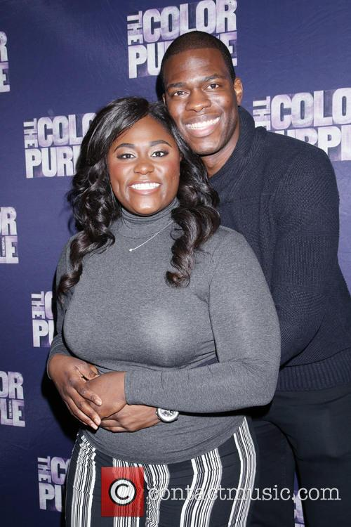 Danielle Brooks and Kyle Scatliffe 5