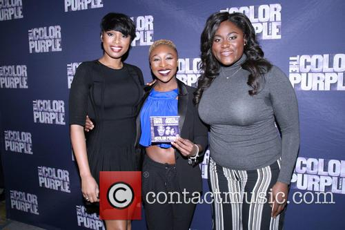 Jennifer Hudson, Cynthia Erivo and Danielle Brooks 6