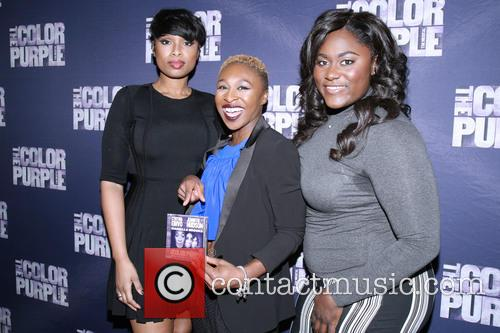 Jennifer Hudson, Cynthia Erivo and Danielle Brooks 8