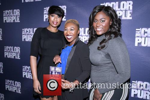 Jennifer Hudson, Cynthia Erivo and Danielle Brooks 9