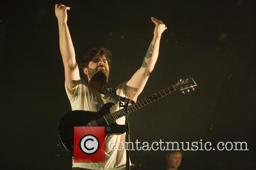 Foals and Yannis Philippakis 1
