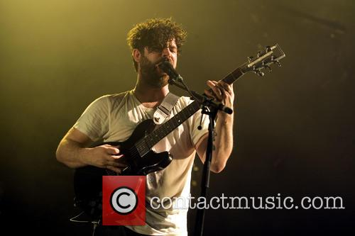 Foals and Yannis Philippakis 3