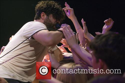 Foals and Yannis Philippakis 7