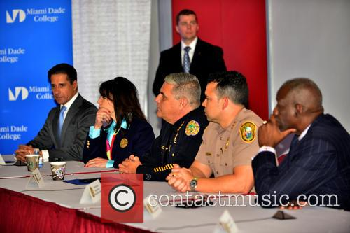 Alberto M. Carvalho and Kathy Fernandez-rundle 2