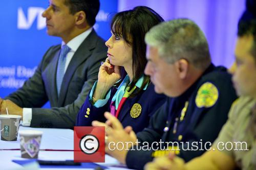 Alberto M. Carvalho and Kathy Fernandez-rundle 3