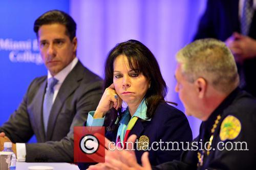 Alberto M. Carvalho and Kathy Fernandez-rundle 5
