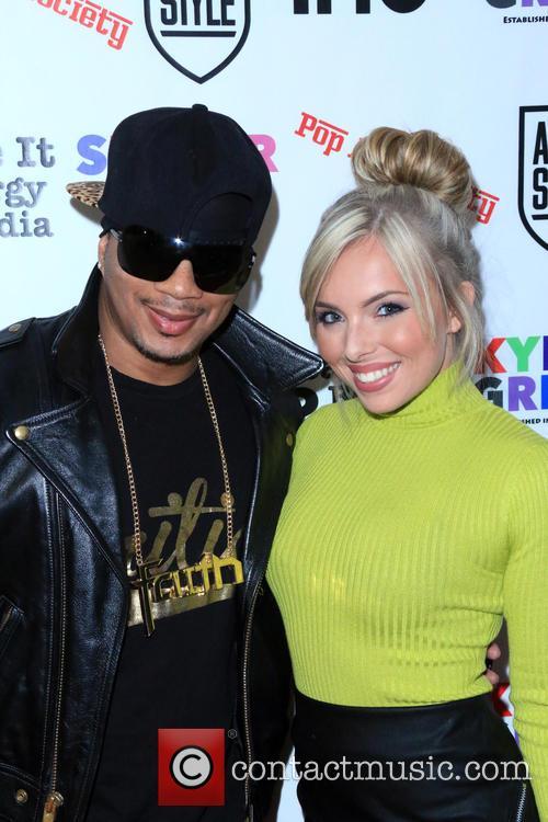 Shane Sparks and Cassidy Payne