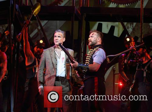 Michael Praed and Daniel Bedingfield 4