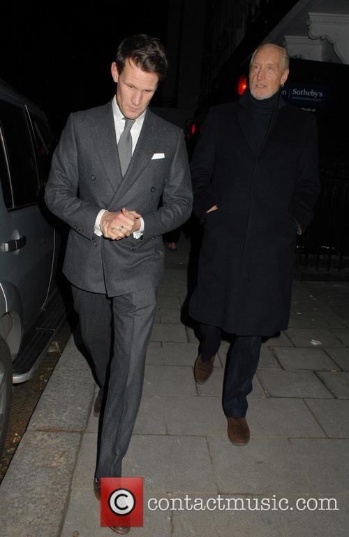 Matt Smith and Charles Dance 5