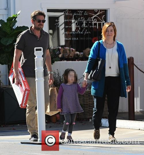 Alyson Hannigan, Alexis Denisof and Satyana Marie Denisof 5
