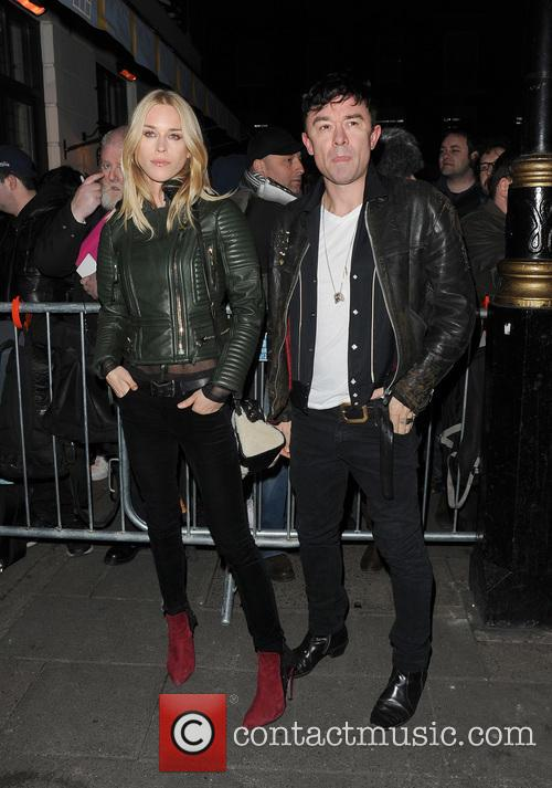 Lady Mary Charteris and Robin Furze 2