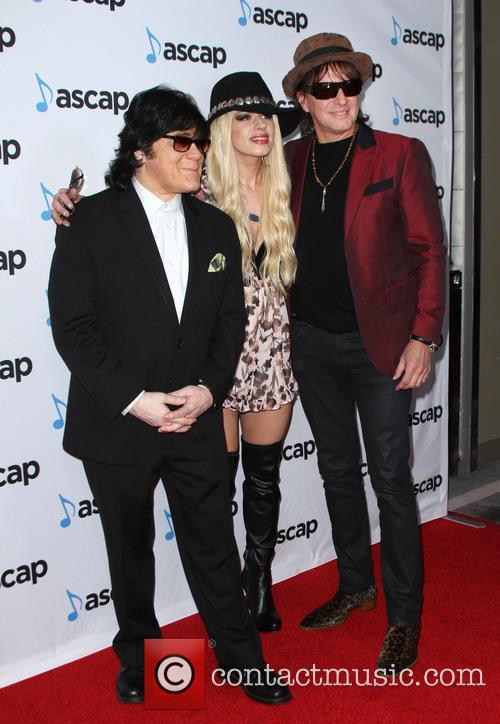 John Titta, Orianthi and Richie Sambora 1