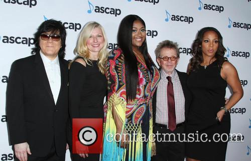 John Titta, Elizabeth Matthew, Jazmine Sullivan, Paul Williams and Nicole George-middleton 2