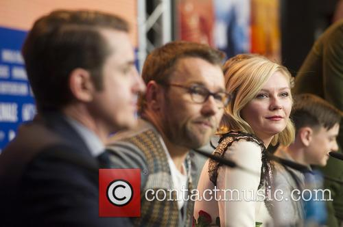 Joel Edgerton and Kirsten Dunst 2