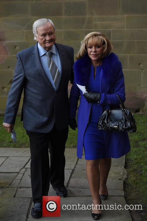 Ron Atkinson and Wife 1