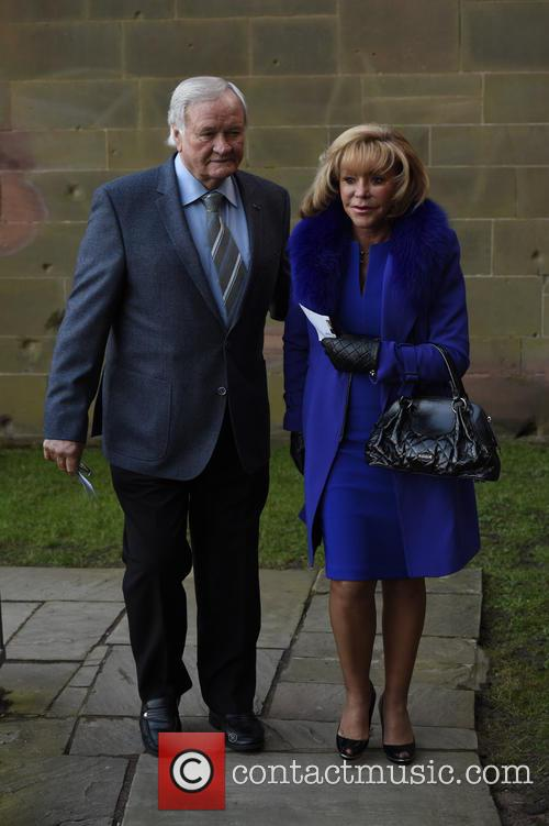 Ron Atkinson and Wife 2