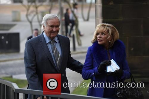 Ron Atkinson and Wife 4