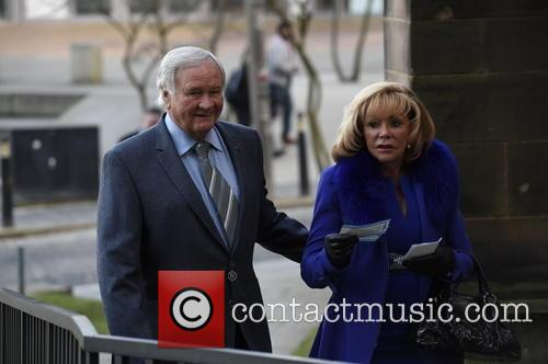 Ron Atkinson and Wife