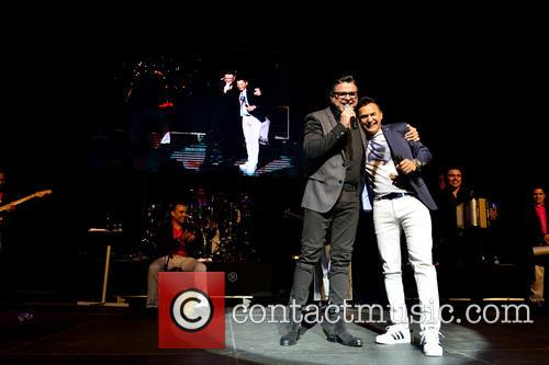 Luis Enrique and Jorge Celedon 2