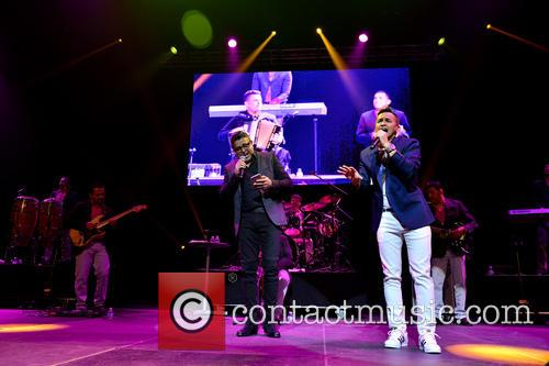 Luis Enrique and Jorge Celedon 5