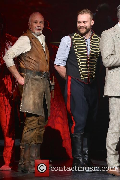 David Essex and Daniel Bedingfield 1