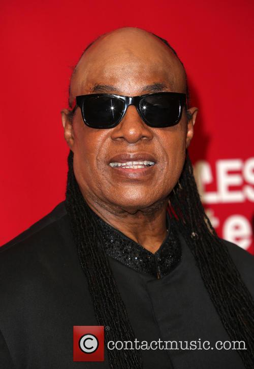 Stevie Wonder Celebrates 40th Anniversary Of 'Songs In The Key Of Life' At Bst Hyde Park