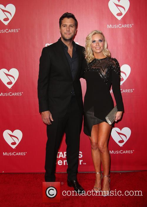 Luke Bryan and Caroline Boyer Bryan 10
