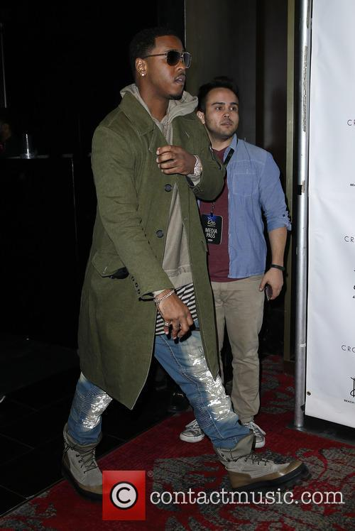 Jeremih performs at Drai's Beachclub and Nightclub