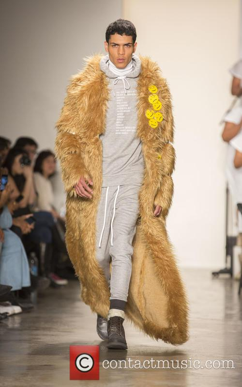 New York Fashion Week Fall/Winter 2016 - Pyer...