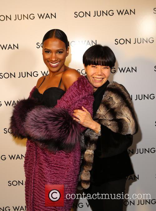 Vicky Jeudy and Son Jung Wan 3