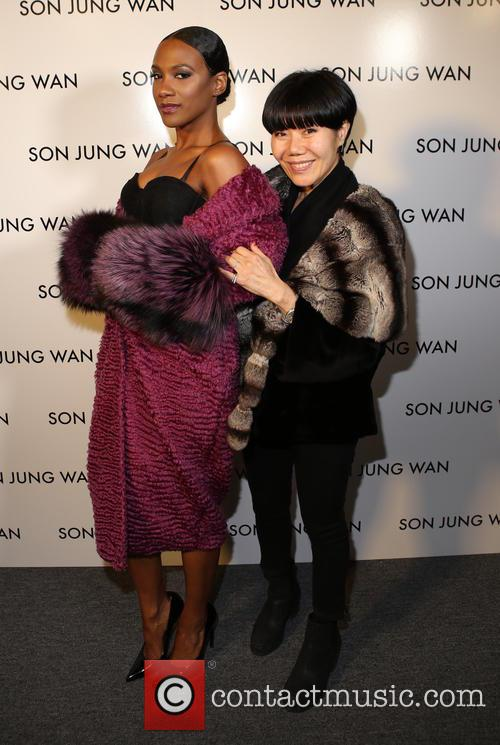 Vicky Jeudy and Son Jung Wan 4