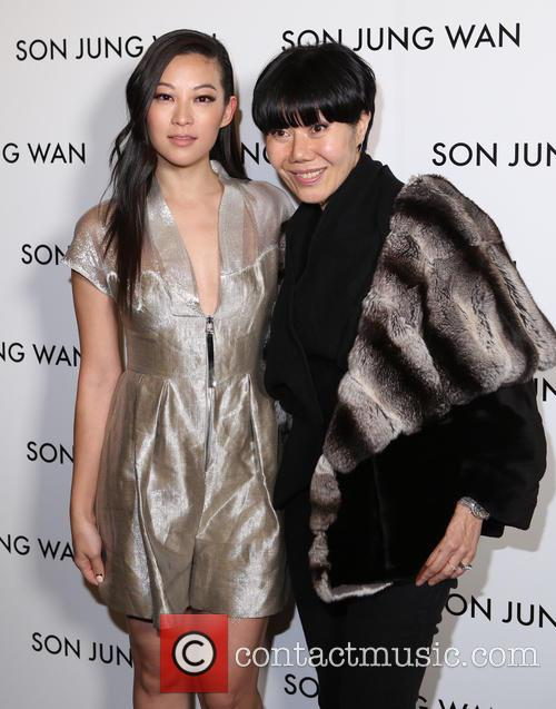 Arden Cho and Son Jung Wan 3