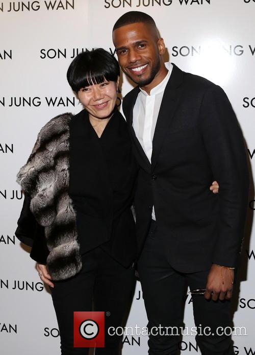 Son Jung Wan and Eric West 2