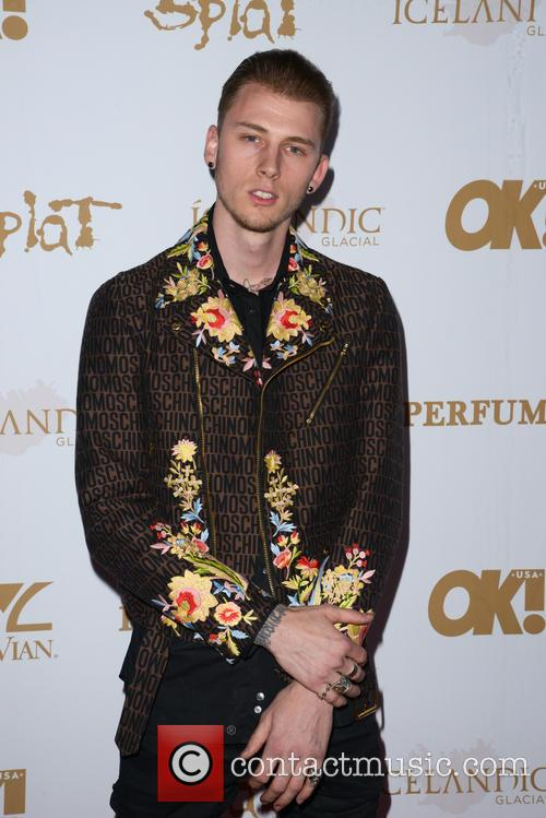 Machine Gun Kelly 2
