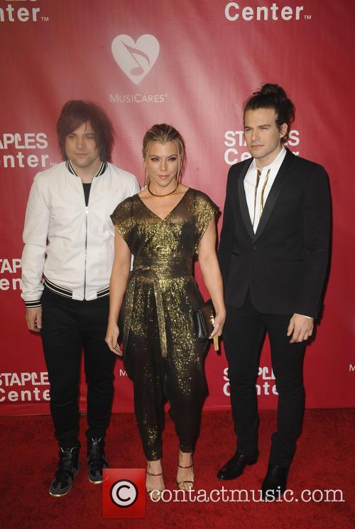 Neil Perry, Kimberly Perry and Reid Perry 1