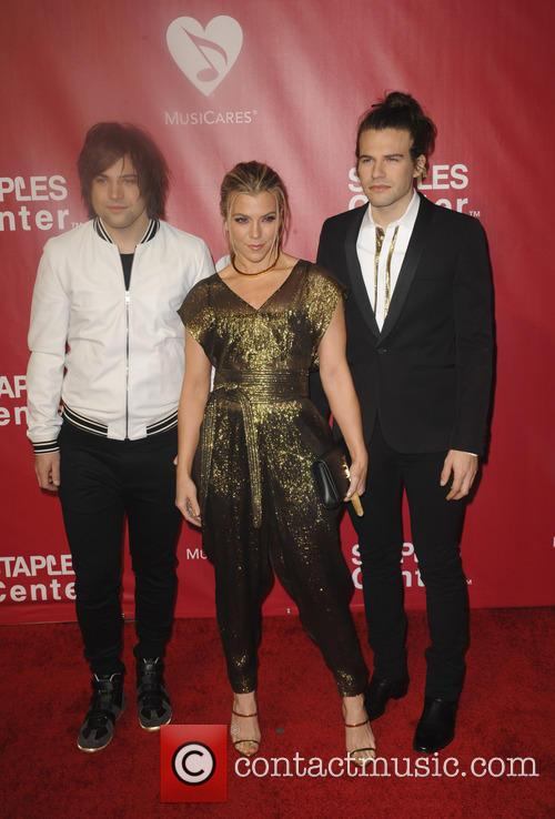 Neil Perry, Kimberly Perry and Reid Perry 2