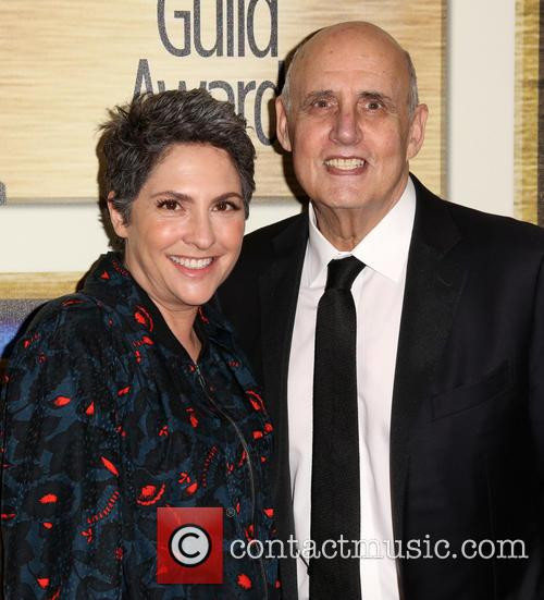 Jill Soloway and Jeffrey Tambor 2