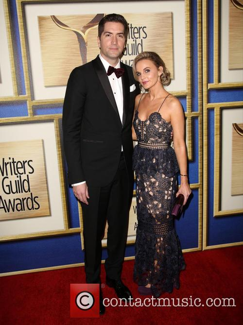 Drew Goddard and Caroline Williams 1