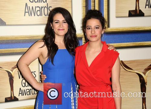 Abbey Jacobson and Alana Glazer 2