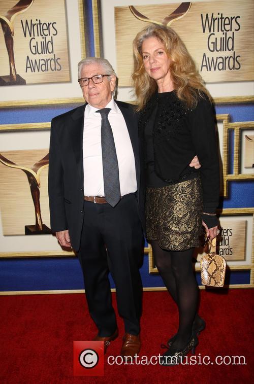 Carl Bernstein and Christine Kuehbeck 1