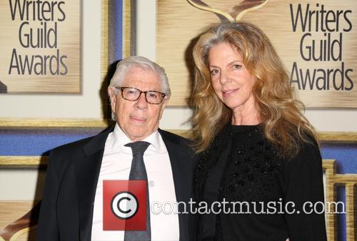 Carl Bernstein and Christine Kuehbeck 2